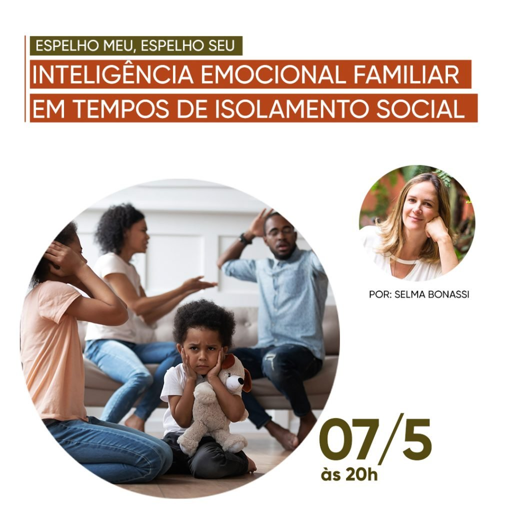 INTELIGÊNCIA EMOCIONAL FAMILIAR EM TEMPOS DE ISOLAMENTO SOCIAL