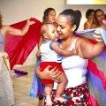A terapêutica da dança na maternidade – Presença,vínculo e fluidez das emoções